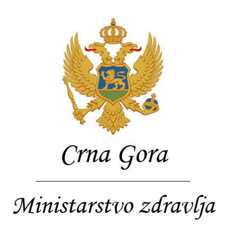 Logo MoH Montenegro