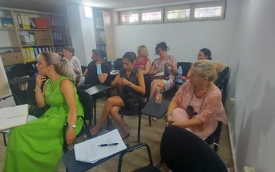 Focus groups in the Red Cross of Pirot (Serbia)