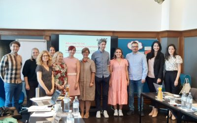 International I-CCC Partner Meeting